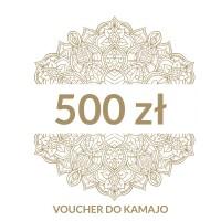 500 Voucher KAMAJO